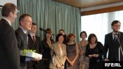 Финляндия татарлары мәдәни оешмасының 75 еллыгына багышланган бәйрәм, 18 апрель 2010 ел.