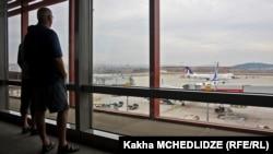Аэропорт имени Сабихи Гекчен в Стамбуле.