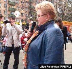 Руководитель Измайловской детской больницы Татьяна Теновская