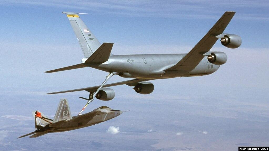 درخواست اسرائیل از آمریکا برای تسریع در تحویل هواپیماهای سوخترسانی
