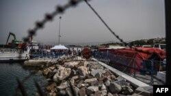 Migranti su čamcima pokušali da stignu na ostrva Lezbos i Hios, ilustrativna fotografija