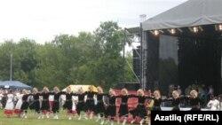 Мәскәү Сабан туе, 2 июль 2011