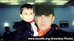 Криминальный авторитет Шухратилла Насыров, известный в криминальном мире Узбекистана по прозвищу «Шухрат Домбрабадский».