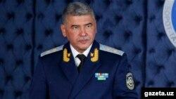 Өзбекстанның мемлекеттік қауіпсіздік қызметінің бұрынғы басшысы Ихтиёр Абдуллаев.