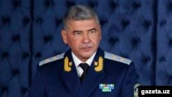 Экс-глава СГБ Узбекистана Ихтиёр Абдуллаев.