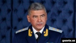 Бывший глава СГБ Узбекистана Ихтиёр Абдуллаев.