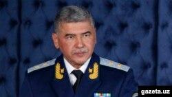 Ихтиёр Абдуллаев был освобожден от должности председателя Службы государственной безопасности 8 февраля 2019 года.