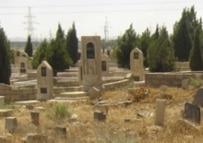 Children's graveyard in Sumgayit (RFE/RL)