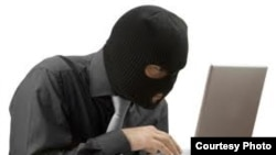 Хакер. (Көрнекі сурет)