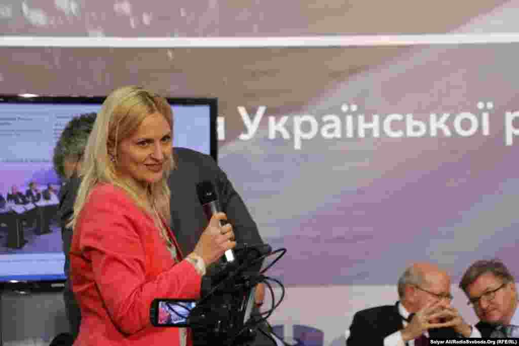 Мар'яна Драч, директор української редакції Радіо Свобода