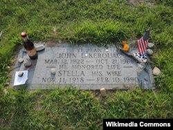 Mormântul lui Jack Kerouac