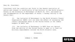 Pismo predsjednika SAD