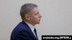 Прадстаўнік трэцяга боку з КДБ Кірыл Нікалаевіч Саўбочкаў