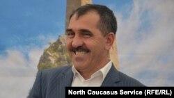Глава Ингушетии Юнус-Бек Евкуров, архивное фото