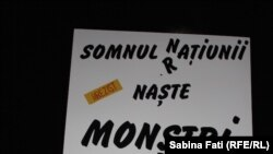 Protest anti-guvernamental, București, Piața Victoriei, 10 februarie 2017