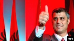 Ҳошим Тачӣ, раҳбари Ҳизби демократи Косово