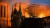 """U kampanji dezinformisanja požar u katedrali Notr Dam predstavljen je kao znak """"pada zapadnih i hrišćanskih vrednosti u EU""""."""