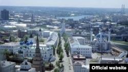 Казан шәһәре күренеше