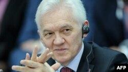 Геннадий Тимченко на Петербургском экономическом форуме, 23 мая 2014 года