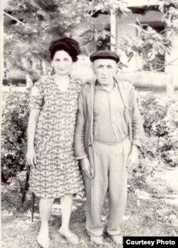 Lətifə xanım qaynatası Dəllək Abbasla