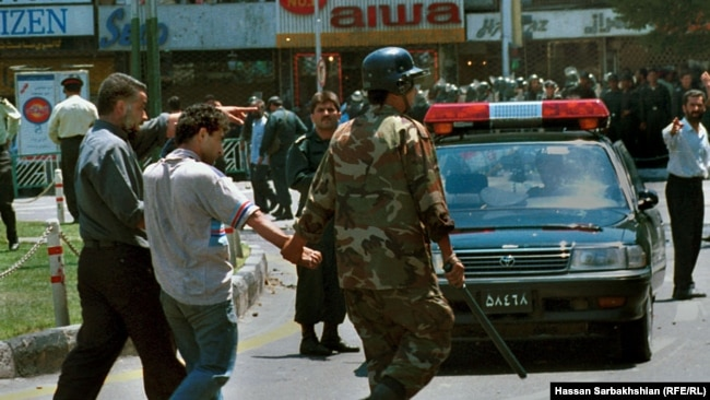 Iranian Student Protests of July 1999