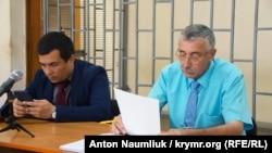 Suleyman Kadırov mahkemede, 2018 senesi mayıs 3 künü