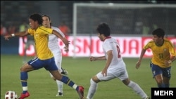 Brazil beat Iran 3-0 in a friendly in the UAE on October 7.