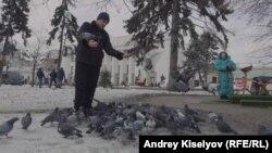 """Кадр из фильма """"Майдан. Пять лет спустя"""" Андрея Киселева"""