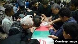 طی ماه های اخیر ده ها عضو سپاه پاسداران در سوریه کشته شده اند.