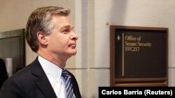 Drejtori i FBI-së, Christopher Wray.