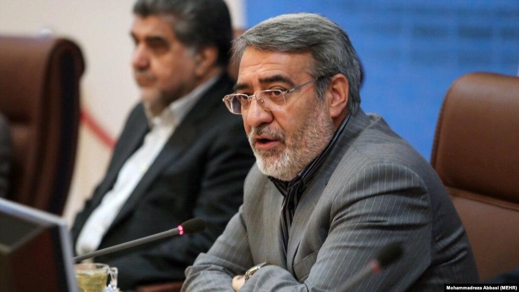 عبدالرضا رحمانی فضلی، وزیر کشور جمهوری اسلامس