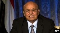 عبد ربه منصور هادی، رئیس جمهور یمن