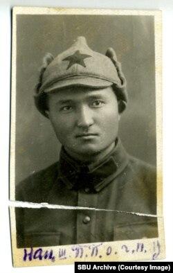 Иса Кураманов.