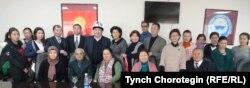 Тегерек үстөлдүн айрым катышуучулары. 25.11.2016.