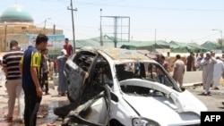 Теракт в иракском Самарре. 5 июля 2013 года.