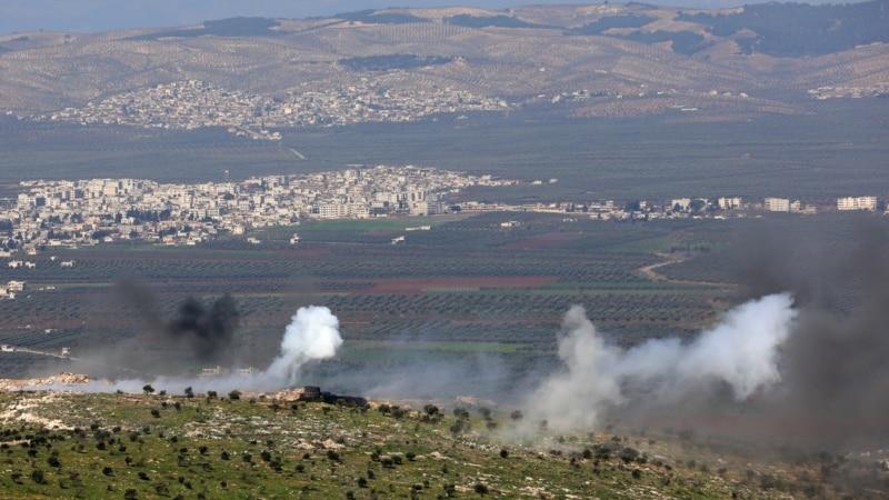 В Сирии верные Асаду отряды вошли в Африн, контролируемый курдами