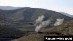 منطقه ناگورنو-قرهباغ روز شنبه صحنه درگیری سنگین نظامیان آذربایجان و ارمنستان بوده است