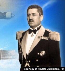 Portretul lui Paul (Pavel) Teodorescu