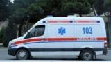 Azerbaijan -- ambulance car