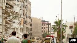 Алепо, 01.01.2013.