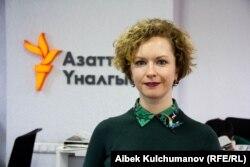 Алена Козуб.