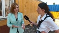 Олена Висоцька, заступниця міністра юстиції України