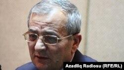 Экс-министр внутренних дел Азербайджана Искендер Гамидов