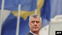 Presidenti i Kosovës, Hashim Thaçi