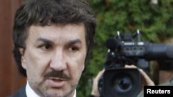 Президент конгресса чеченского народа Дени Тепс