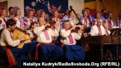 Народний хор імені Григорія Верьовки виступає в Римі