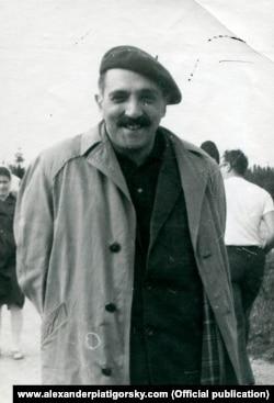 Александр Пятигорский, летняя школа в Кяярику, вторая половина 1960-х
