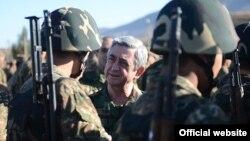 Ermənistan prezidenti Qarabağda -- 14 noyabr 2013