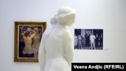 В 2012 году Музей югославской истории в Белграде организовал выставку картин и скульптур из резиденции Иосипа Броз Тито