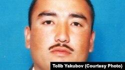 Узбекский правозащитник Агзам Фармонов до своего заключения в тюрьму в 2006 году.